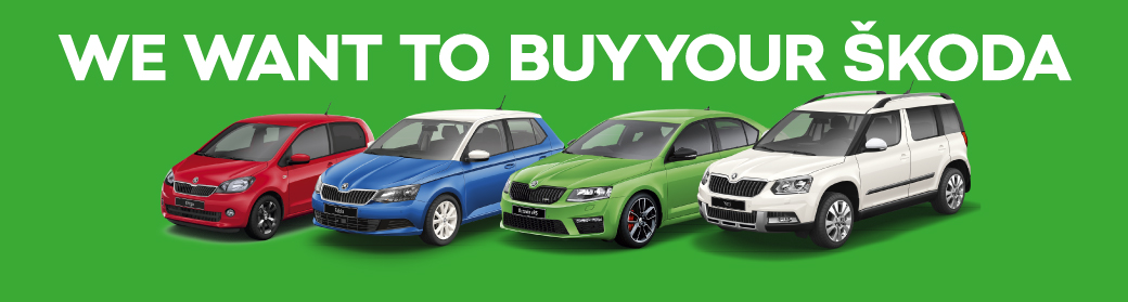 We Want Your Skoda